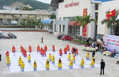 Quảng Ninh tận dụng hiệu quả nguồn thu xã hội hóa trong công tác xây dựng hệ thống thiết chế văn hóa của tỉnh