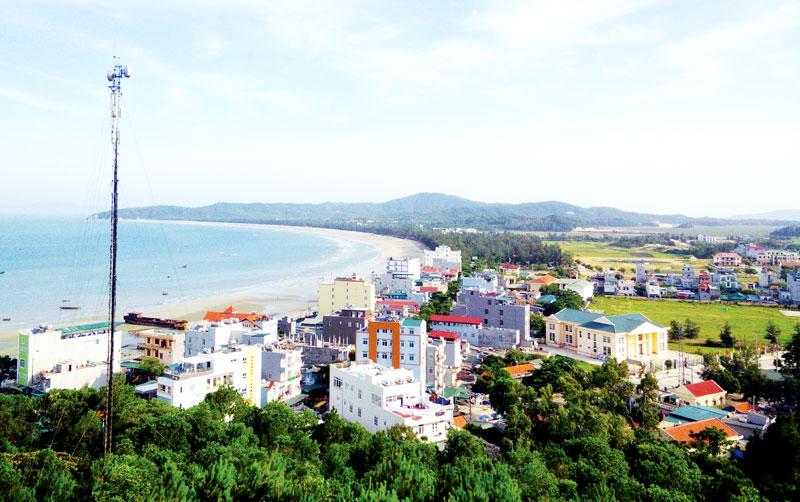 Huyện Cô Tô (Quảng Ninh) đạt chuẩn nông thôn mới