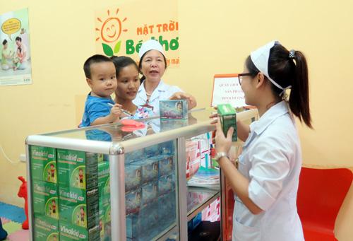 """Cải thiện nuôi dưỡng trẻ nhỏ qua mô hình """"Mặt trời bé thơ"""""""