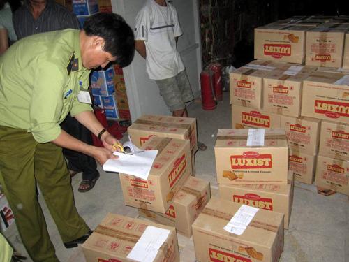 Hà Nội xử lý hơn 7.800 vụ vi phạm gian lận thương mại