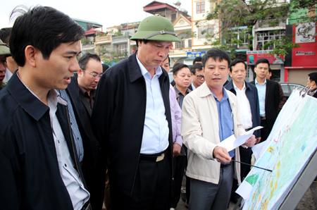 Quảng Ninh:GPMB để dự án cao tốc Hạ Long – Vân Đồn hoàn thành theo kế hoạch