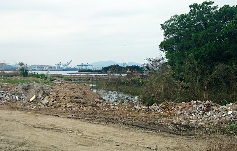 Khó khăn trong xử lý rác thải xây dựng