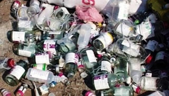 Tăng cường hạn chế rủi ro y khoa gây độc hại môi trường