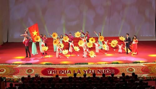 Nở rộ những bông hoa đẹp trong các phong trào thi đua yêu nước