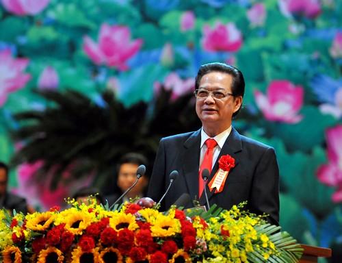 Thủ tướng Nguyễn Tấn Dũng phát động phong trào thi đua giai đoạn 2016-2020