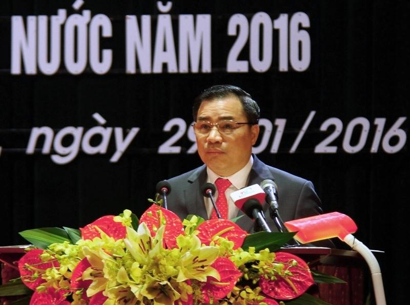 Thái Nguyên: Kỷ niệm 86 năm Ngày thành lập Đảng và phát động phong trào thi đua 2016