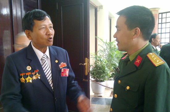 Cảm phục việc làm tình nghĩa của cựu chiến binh Ngô Công Đoan