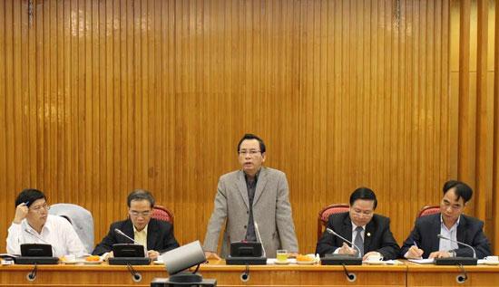 Hà Nội sẵn sàng phục vụ Đại hội đại biểu toàn quốc lần thứ XII của Đảng