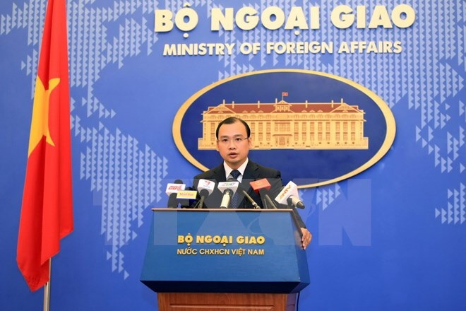 Việt Nam yêu cầu Trung Quốc chấm dứt hành động xâm phạm chủ quyền ở quần đảo Hoàng Sa