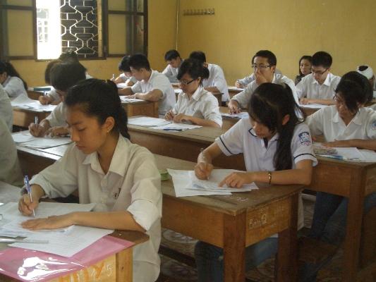 Sớm công bố phương án thi Trung học phổ thông năm 2016