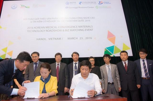 Hội thảo y tế Việt Nam - Hàn Quốc: 4 thỏa thuận hợp tác được ký kết