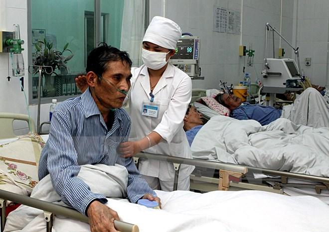 Nỗ lực phòng chống sốt rét, lao và các bệnh khác