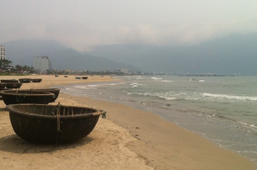 Chất lượng nước biển ven bờ Đà Nẵng nằm trong giới hạn cho phép