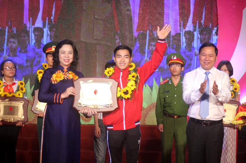 Hà Nội: Tuyên dương Thanh niên tiên tiến làm theo lời Bác