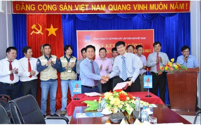 Dự án Nhà máy nhiệt điện Sông Hậu 1: Ký hợp đồng 2 gói thầu trị giá gần 1.400 tỷ đồng
