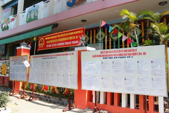 Nhiều địa phương cơ bản hoàn tất công tác chuẩn bị bầu cử