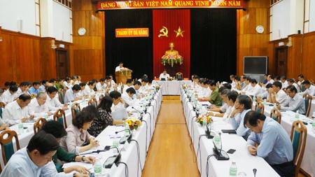 Đà Nẵng: Xây dựng Kế hoạch học tập, quán triệt, tuyên truyền thực hiện Nghị quyết Đại hội XII của Đảng