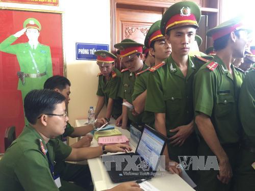 Bầu cử sớm ở Cần Thơ và các Đồn biên phòng tỉnh Đắk Nông và tỉnh Đắk Lắk