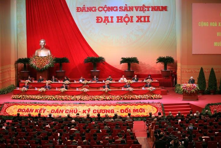 """""""Đoàn kết - Dân chủ - Kỷ cương - Đổi mới"""" đã và sẽ mãi mãi là khẩu hiệu hành động của Đảng ta"""
