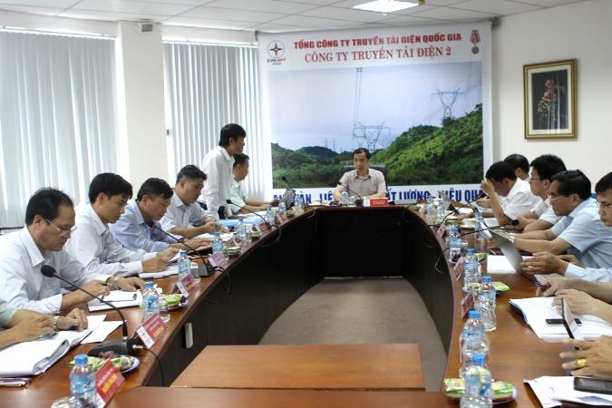 Đảm bảo quản lý vận hành và quản lý kỹ thuật đường dây 220 – 500 kV, và các trạm biến áp 220 – 500 kV khu vực miền Trung