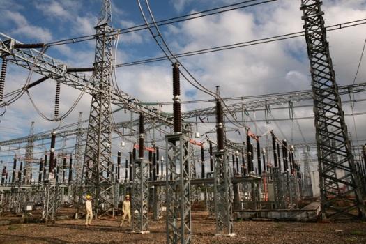 Đóng điện thành công Dự án lắp máy biến áp 500/220kV tại trạm 500kV Pleiku 2