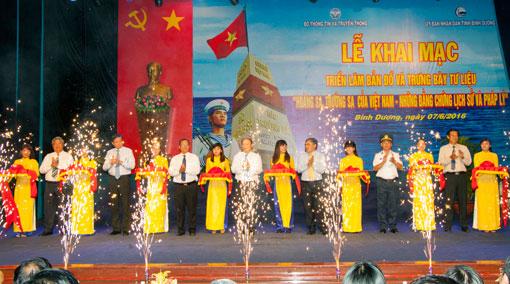 Triển lãm Hoàng Sa, Trường Sa của Việt Nam - Những bằng chứng lịch sử và pháp lý