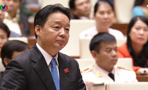 Bộ trưởng Trần Hồng Hà: Công ty Formosa đã chuyển 250 triệu USD tiền bồi thường