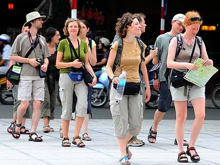 7 tháng đầu năm khách quốc tế đến Việt Nam tăng 24% so với cùng kỳ