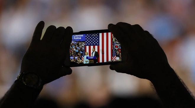 Bầu cử Mỹ 2016: Hệ thống máy tính của đảng Dân chủ lại bị tin tặc tấn công