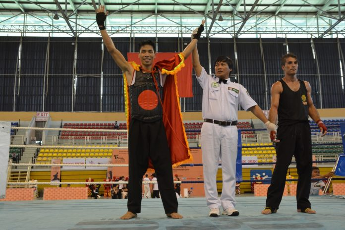 Việt Nam giành ngôi nhất toàn đoàn Giải vô địch thế giới Võ cổ truyền Việt Nam lần đầu tiên