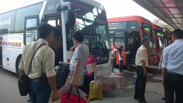 Hà Nội: Sẵn sàng phục vụ hành khách dịp nghỉ lễ 2/9