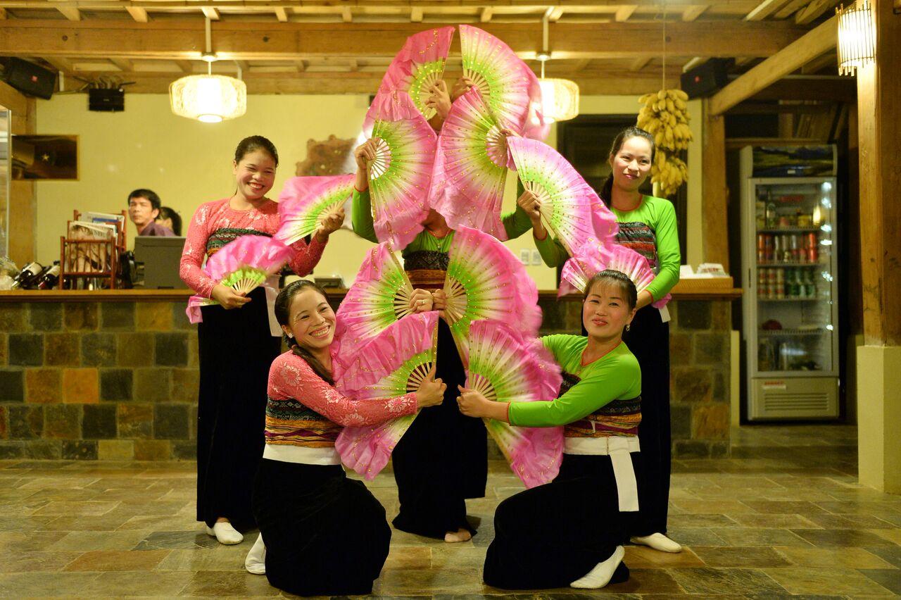 Mai Chau Villas điểm nhấn văn hóa đặc biệt tại Mai Châu