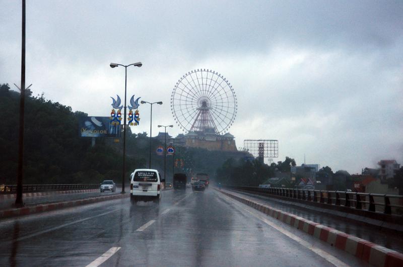 Quảng Ninh có mưa trên diện rộng, đề phòng sạt lở đất