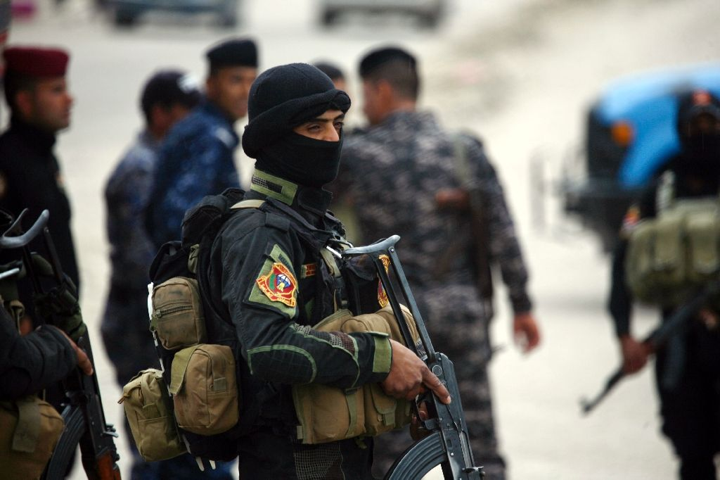 Iraq: 18 người thiệt mạng trong vụ đánh bom tự sát