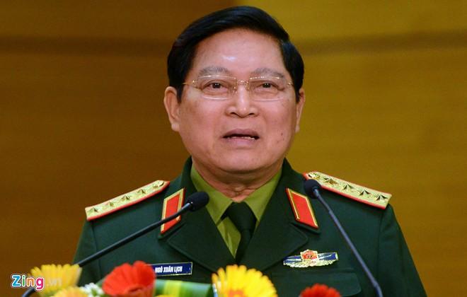 Đoàn đại biểu quân sự cấp cao Việt Nam thăm hữu nghị chính thức Trung Quốc
