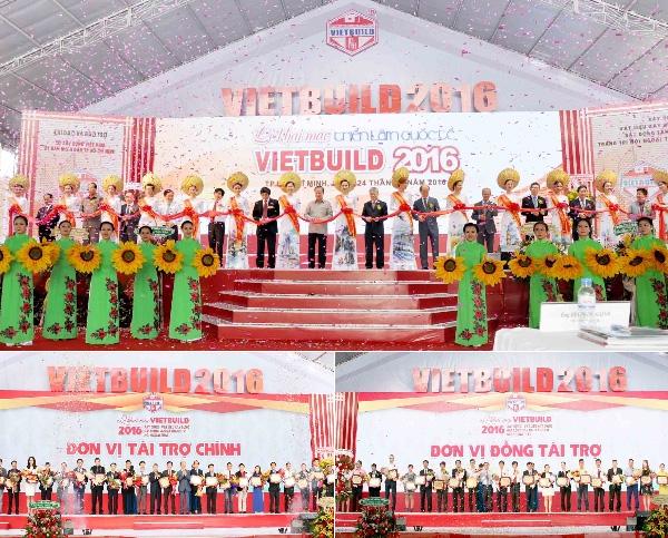 Triển lãm Quốc tế Vietbuild Thành phố Hồ Chí Minh 2016 lần thứ 2