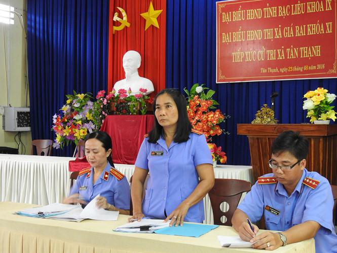 Tổ chức xin lỗi công khai người bị truy tố oan đối với ông Huỳnh Nhật Quang