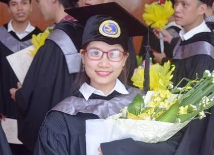 Nữ thủ khoa xuất sắc ngành Cơ khí trường Đại học Giao thông vận tải