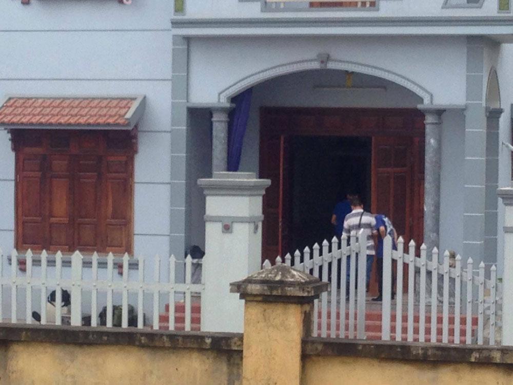 Xác định danh tính nghi phạm trong vụ thảm sát 4 bà cháu tại Uông Bí, Quảng Ninh