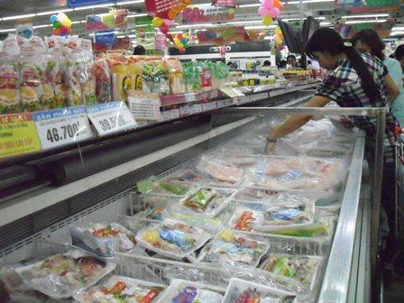 TP.Hồ Chí Minh: Chỉ số giá tháng 9 tăng 0,43%