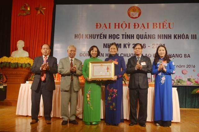 Quảng Ninh: Hội khuyến học góp phần xây dựng xã hội học tập