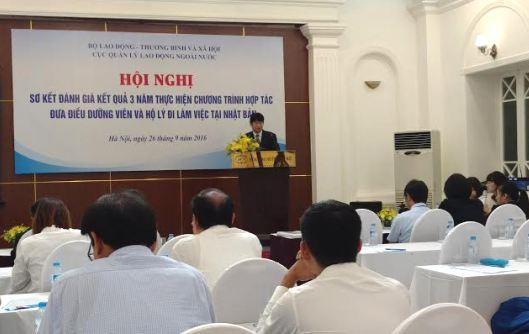 Điều dưỡng Việt Nam có thể nhận 55-60 triệu đồng/tháng ở Nhật Bản