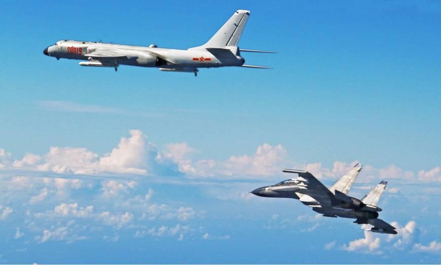 Nhật Bản cảnh giác trước các động thái quân sự của Trung Quốc