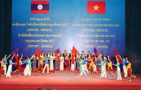 Báo chí Lào ca ngợi thành tựu của Việt Nam và mối quan hệ thủy chung hai nước
