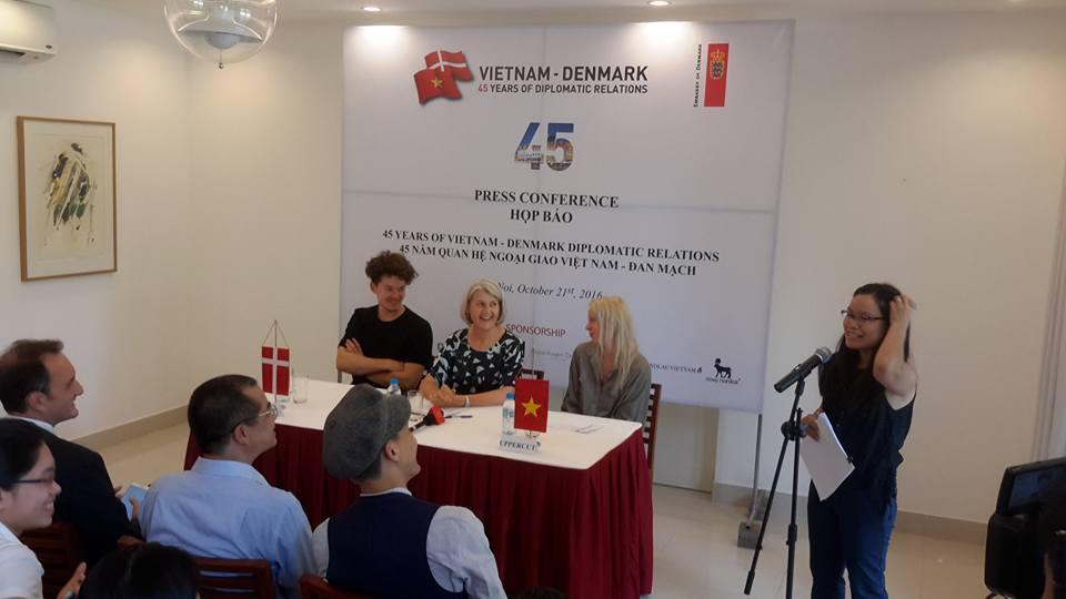 Nhiều sự kiện văn hóa kỷ niệm 45 năm thiết lập quan hệ ngoại giao giữa Việt Nam và Đan Mạch