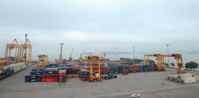 10 tháng, tổng kim ngạch xuất nhập khẩu hàng hóa tăng 4,6% so với cùng kỳ năm trước