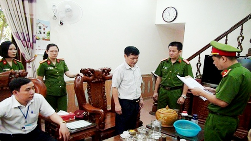 Bắt tạm giam hai nguyên lãnh đạo Công ty xổ số kiến thiết Hà Giang