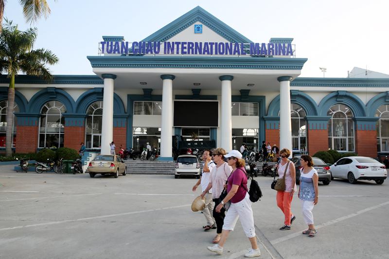 Cảng Tuần Châu đưa nhà ga mới vào hoạt động phục vụ du khách