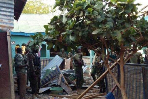 Kenya: Đánh bom nhà khách khiến nhiều người thương vong