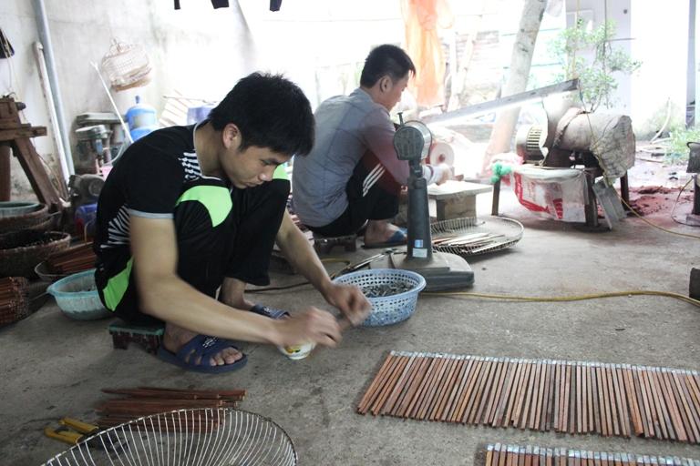 Khắc phục hạn chế, thúc đẩy du lịch làng nghề phát triển